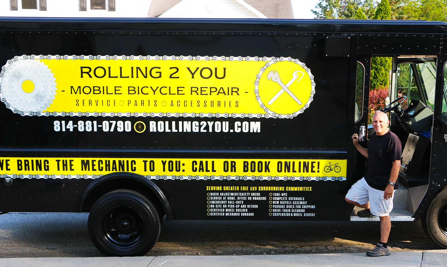 Bicycle repair near me